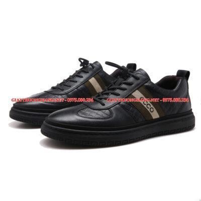 Giày da ecco 2022 dáng thể thao thời trang, mã BC583207